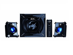Genius SW-G2.1 2000 Gaming Speaker System Review
