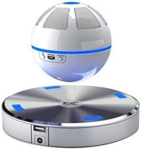ICE Orb LevitatingFloating Wireless Portable Bluetooth Speaker