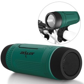 Bluetooth Bicycle Speaker Zealot S1