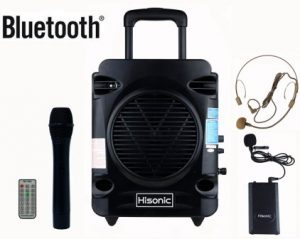 Hisonic HS700 True RMS Portable PA System