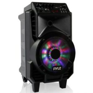 Pyle PPHP816WMU Portable PA Speaker & Microphone Kit