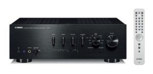 Yamaha A-S801BL Natural Sound Integrated Stereo Amplifier