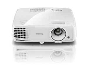 BenQ MX525A DLP Business Projector – XGA Display, 3300 Lumens, Dual HDMI, 13,0001 Contrast, 3D-Ready Projector
