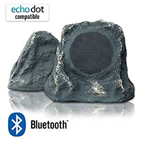 Bluetooth Outdoor Rock Speaker – Stereo Pair by Sound Appeal