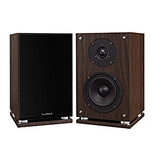 Fluance SX6W High Definition Two-Way Bookshelf Loudspeakers