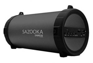 Samvix Sazooka Max Big Portable Bluetooth Speaker Indoor/Outdoor Party/Home Speaker