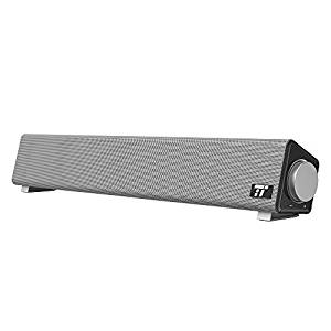 TaoTronics TT-SK018 Wired Soundbar for Laptop and PC