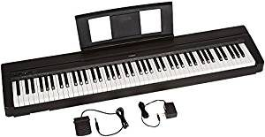 Yamaha P71 88-Key, Weighted-Action Digital Piano (Top Pick)