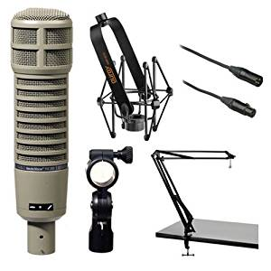 Electro-Voice RE20 Microphone Kit with Shockmount