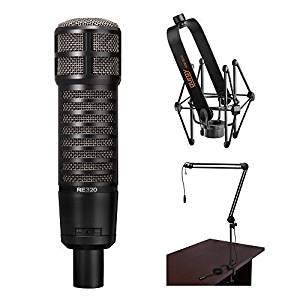 Electro-Voice RE320 Vocal and Instrument Microphone