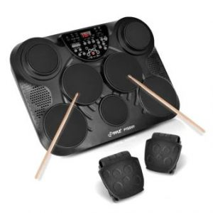 PylePro Portable Electronic Drum Kit