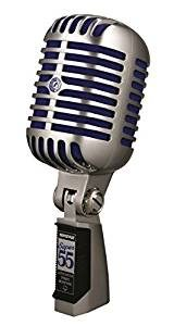 Shure Super 55 Deluxe Vocal Microphone