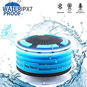 Mix Hero Wireless Waterproof Bluetooth Speaker