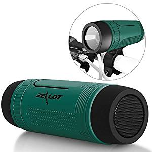 Zealot S1 Bluetooth Bicycle Speaker