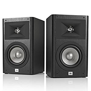 JBL Studio 230 6.5-Inch 2-Way Bookshelf Loudspeaker (2)