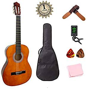 J&Z Classical Guitar Starter Kit