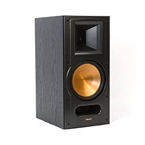 Klipsch RB-81 Reference II Two-Way Bookshelf Speaker - Black (Each)