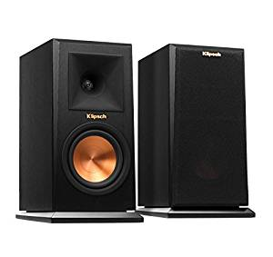 Klipsch RP-150M Bookshelf Speaker - Ebony (Pair)