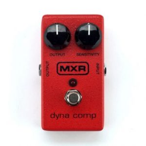 M102 Dyna Comp Compressor Pedal from MXR