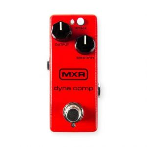 M291 Dyna Comp Mini Compressor Guitar Effects Pedal from MXR