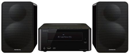Onkyo CS-265(B) CD Hi-Fi Mini System with Bluetooth
