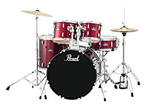 Pearl Roadshow RS25SC/C91 5-Piece Drum Set – THE Best Beginner Drum Set