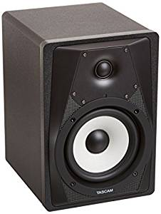 TASCAM VL-S5 Professional 2-Way Studio Monitor with Kevlar Cone and Bi-amped Design
