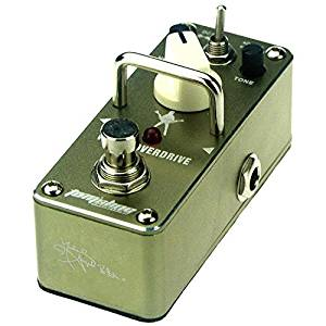 Tom'sline Engineering Vintage Overdrive Boost Pedal AGR3S by Michael Angelo Batio
