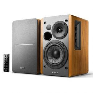 Top 15 Best Powered Bookshelf Speakers in 2018