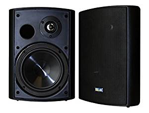 "BT BLAST PRO Bluetooth 6.50"" Patio Speakers"