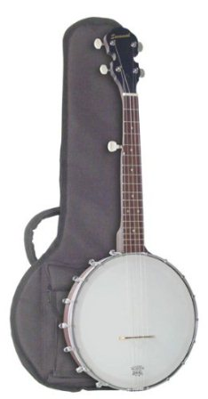 Savannah SB-060 Travel Banjo with Bag