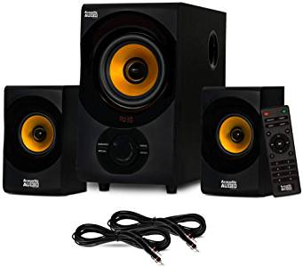 Acoustic Audio by Goldwood 2.1 Speakers (AA2170)