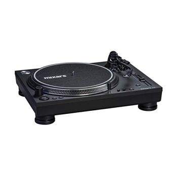 New Mixars STA S-Arm High Torque DJ Turntable