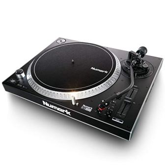 Numark NTX1000  Professional High-Torque Direct- Drive DJ Turntable