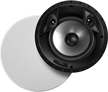 Polk Audio TC80i Round 2-Way 8-Inch In-Ceiling Loudspeaker