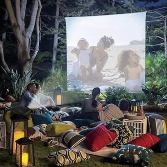 Top 15 best Outdoor Projectors in 2019