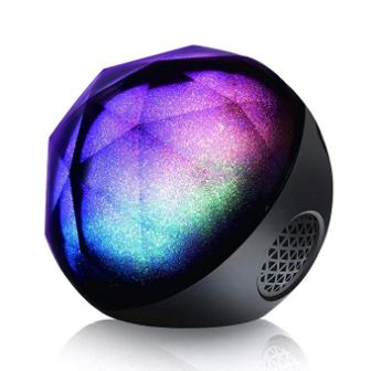 Mini Portable LED Colorful Wireless Loud Stereo Sound Speaker