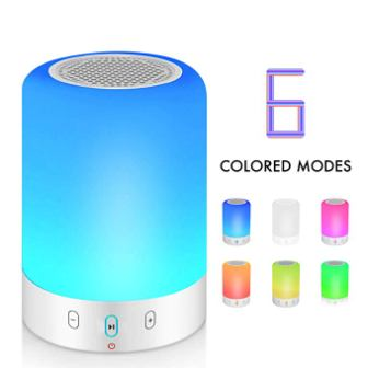 Voch Night Light Bluetooth Speaker