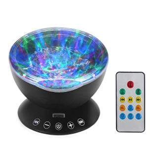 StarLight Ocean Wave Night Light Projector and Speaker