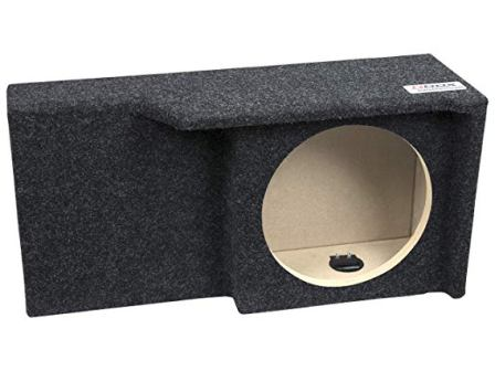 "Bbox – A371-10CP Single 10"" Sealed Carpeted Subwoofer Enclosure"