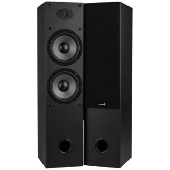Dayton Audio T652-AIR Dual 6-12″ 2-Way Tower Speaker
