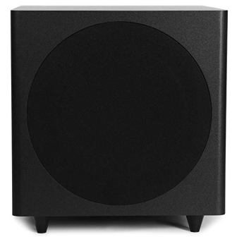 Micca 12-Inch Powered Subwoofer for Home Theatre or Music (MS12)