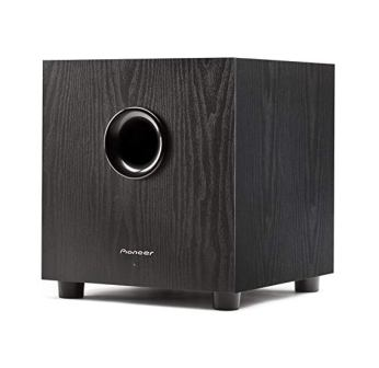 Pioneer SW-8MKS 100W powered subwoofer for home theatre