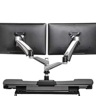 Top 15 Best Dual Monitor Arms in 2019