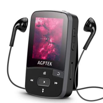 AGPTEK Bluetooth MP3 Player