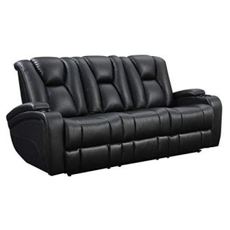 Coaster Home Furnishings Delange Power Loveseat Home Theater Seating