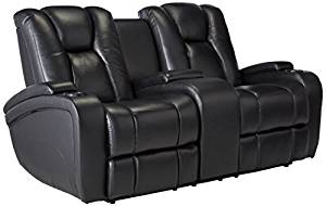 Coaster Home Furnishings Delange Power Sofa Home Theater Seating