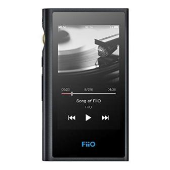 FiiO M9 High-Resolution MP3 Player