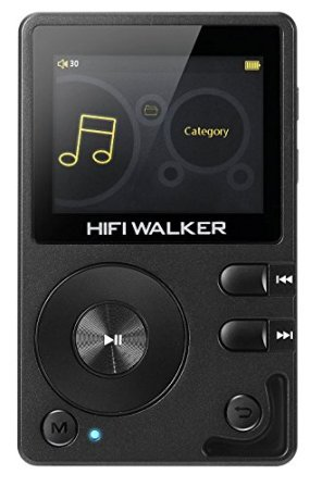 HIFI WALKER H2 High-Resolution Digital Audio Player