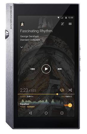 Pioneer XDP-300R Hi-Res Digital Audio Player